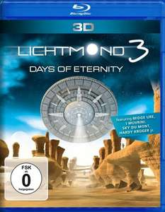 Days Of Eternity (3D Blu-Ray) - Lichtmond 3 für 4,99€ @Media Markt