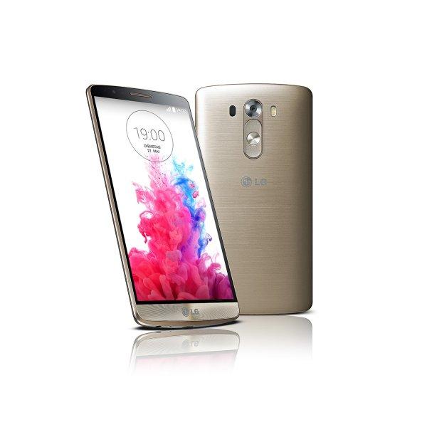 LG G3 16 GB Gold B-Ware