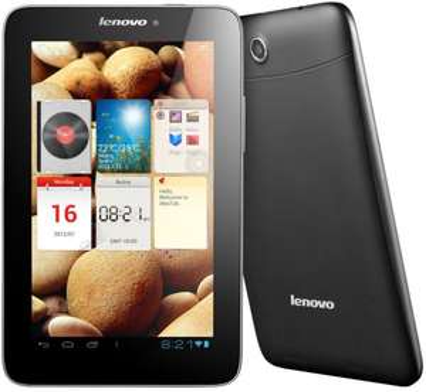 Lenovo IdeaTab A2107A 16GB 3G Dual SIM Slot Android 4.0 B-Ware 79,99€ @Ebay (lenovoshop-deutschland)