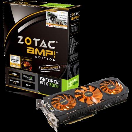 Zotac GTX 780 Ti AMP! Edition