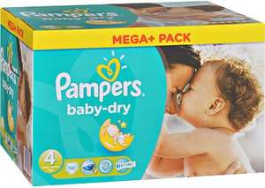 Kaufland Pampers Mega Pack 14,99 €