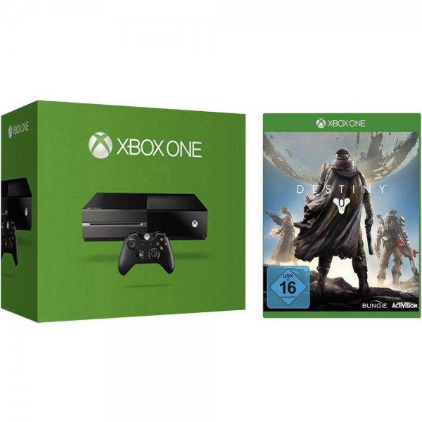 [Lokal MediaMarkt Berlin & BB] Xbox One (ohne Kinect) inkl. Destiny für 388€