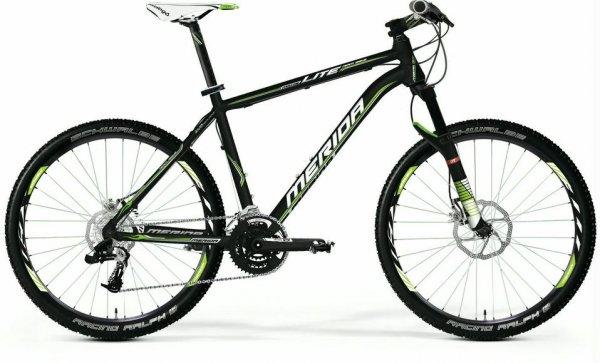 Mountainbike Merida Matts, Sram X9, Federgabel DT Swiss, Magura MT4, 10,8kg für 999,-€