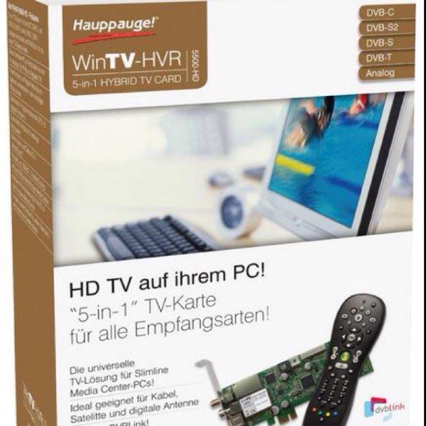 Hauppauge WinTV HVR-5500 HD für 99€