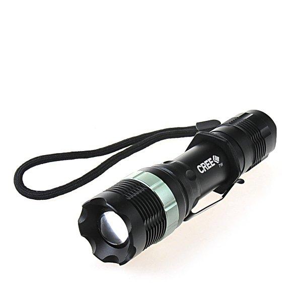 (Schnell Sein) Cree Q5 Taschenlampe für nur 1,79€ [Ebay China]