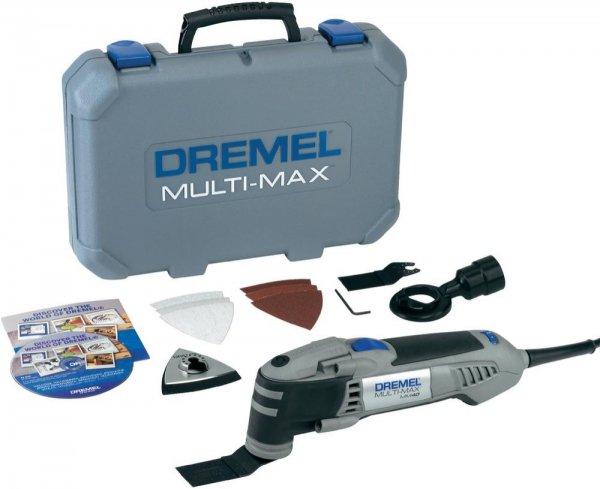 [4% Qipu] Dremel Multi-Max MM40-1/9 Multifunktionswerkzeug 270 W mit Tragekoffer und Zubehör für 88€ @Voelkner