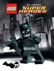 Lego - DC Comics Super Heroes - Batman Comic gratis (pdf)