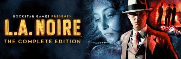 LA Noire - Complete Edition [Steam] für 4,65€ @Amazon.com