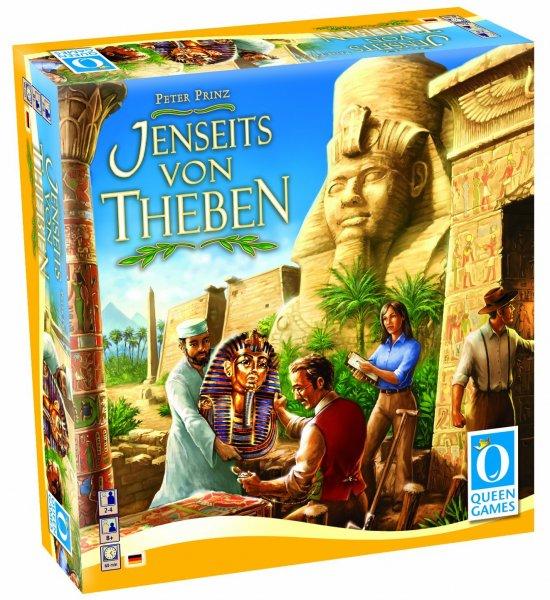 Jenseits von Theben - Brettspiel für 24,98€ @Amazon.de