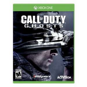 Call of Duty: Ghosts (Xbox One) für 21,64€ @Play Asia