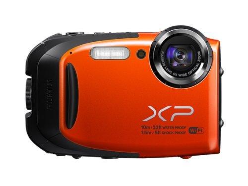 Fujifilm FinePix XP70 Wasserdichte Full HD Kamera mit WIFI für 146€