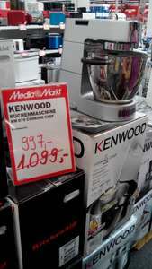 [Lokal] Media-Markt Mainz Kenwood Cooking Chef KM 070
