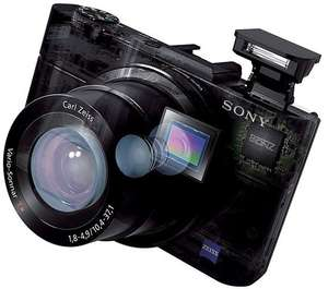 Amazon Warehousedeals - Sony DSC-RX 100 M2