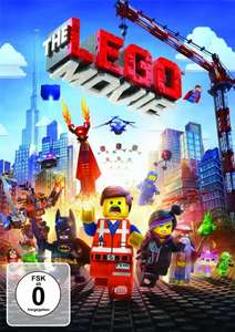 The Lego Movie 6,97 statt 11,36 DVD / Blueray (9,97) Amazon Prime
