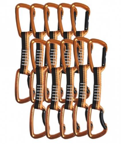 Edelrid Express Set Vireo, 10er Set, Auslaufmodell
