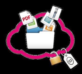 10 GB sicherer Online-Speicher für Business Marketplace-Kunden