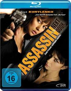 The Assassin Next Door (Blu-ray) @ Amazon.de