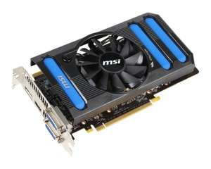 Grafikkarte MSI NVIDIA GeForce GTX660 (2048MB GDDR5)