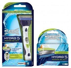 [MÜLLER BUNDESWEIT] Wilkinson Hydro 5 Power Select + 1 Klinge für 4,99€ oder 4er Pack Klingen für 6,99€