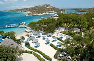Reise: 1 Woche Curacao ab Amsterdam (Flug, Transfer, 4* Hilton Hotel) 600,- € p.P. (Last Minute September)