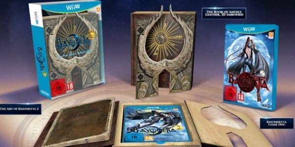 [Wii U] Bayonetta 1+2 First Print Edition (Vorbestellung) - Auf 15300 Exemplare weltweit limitiert!