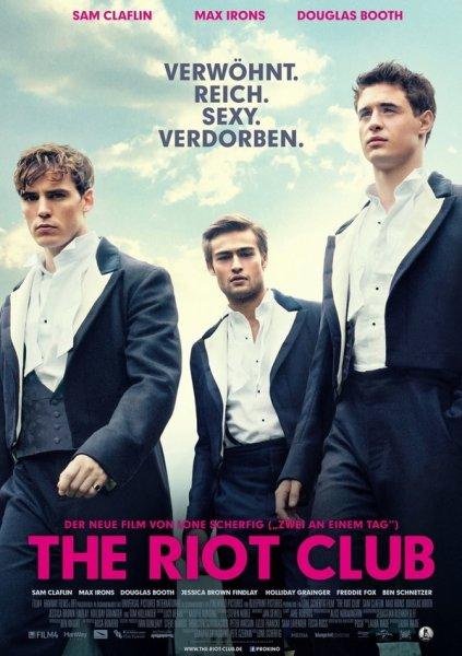 """[KINO] Ab 0,50€: 2 Karten für """"The Riot Club"""" am Montag, 06.10.14  20Uhr"""
