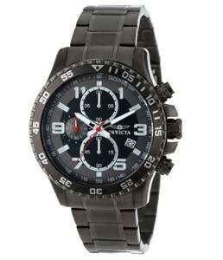 Invicta Herren-Armbanduhr XL Quarz Edelstahl beschichtet 14879 für 75€ @Amazon.com