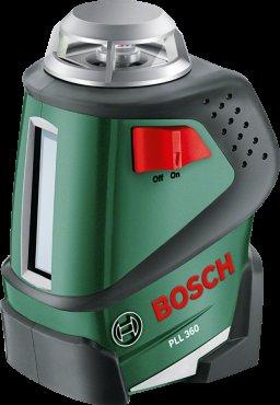 Bosch PLL 360 Linienlaser im Set über Hornbach Tiefpreisgarantie unter dem Preis vom Solo Gerät! Lokal und Online (+4,95€ Versand)