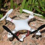 Günstigster mini Quadrocopter mit Headless Modus [CHINA]