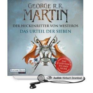 Hörbuch (Der Heckenritter von Westeros) bei audible.de kostenlos