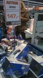 Bose ® SoundLink ® Mini Bluetooth ® Speaker@ Saturn Märkisches Viertel Berlin