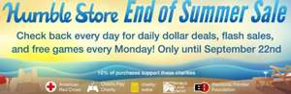 Humble Store End of Summer Sale *ständig aktualisiert* Far Cry 3 5,99€, Tomb Raider GOTY 7,49€, Machinarium 1,59€