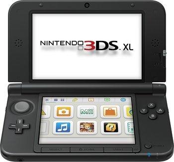 Nintendo 3DS XL Schwarz/Weiß/Rot für 152,54€ & Nintendo 3DS Weiß inkl. Super Mario 3D Land für 143€ @Amazon.it