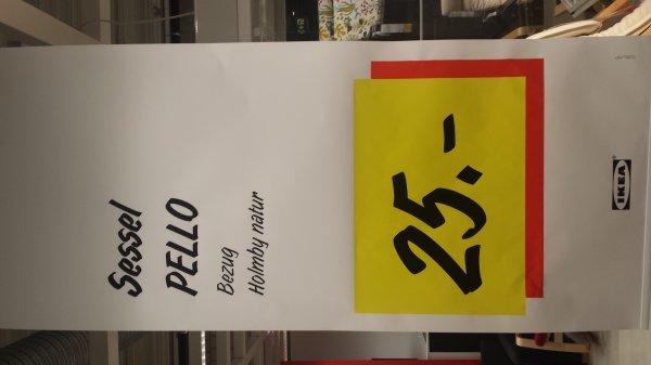 Sessel Pello ist endlich wieder da, bei IKEA DEUTSCHLAND (billiger Poäng)