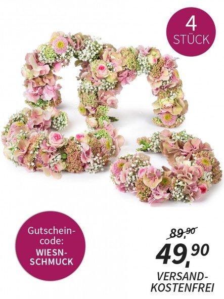 Flower Crowns von Miflora jetzt günstiger