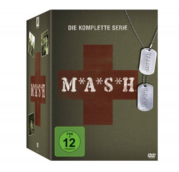 M*A*S*H - Die komplette Serie [33 DVDs] für 47€ @Amazon.de