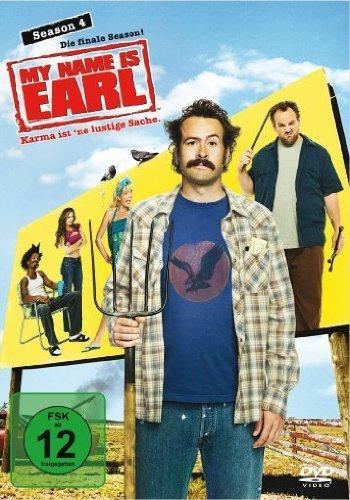 My Name is Earl und  Southpark Staffel-DVDs für 10€ bei Amazon.de