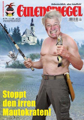 """2 Ausgaben des Satiremagazins """"Eulenspiegel"""" für je 2€"""