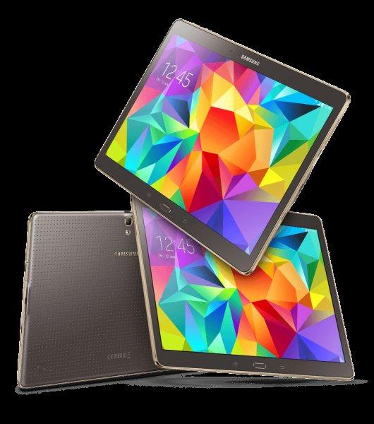 Samsung GALAXY Tab S 10.5 3GB LTE für 399 €