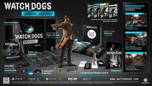 Preisfehler? Watch Dogs PS4 DEDSEC_Edition