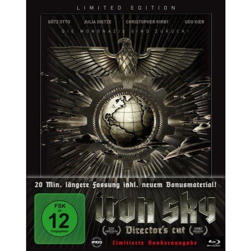 Iron Sky Limited Edition Director's Cut Steelbook Blu-Ray @ Müller für 7,99 €