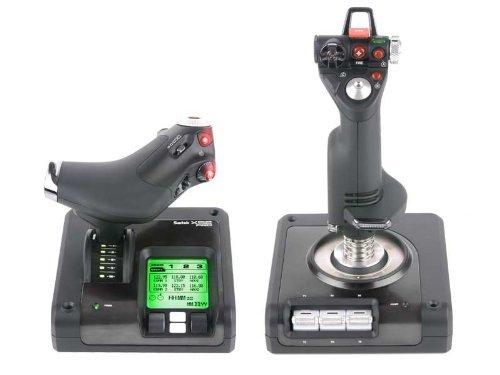 Mad Catz - Saitek X52 Pro Flight Control System @Amazon.it für 137,38€
