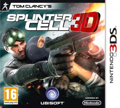Tom Clancy's Ghost Recon: Shadow Wars oder Splinter Cell 3D [3DS] für ca. 14.71€ @ thehut/zavvi