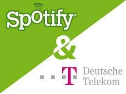20€ Gutschrift für Spotify (Neukunden) bei der Telekom
