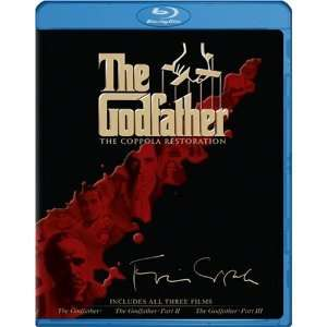 The Godfather (Der Pate) : The Coppola Restoration (Blu-ray) @wowhd 22,09 €