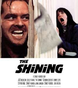 (UK) The Shining [Blu-Ray] für 6,27€ @ Play (moviemars)