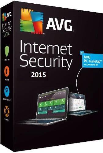 AVG Internet Security 2015 kostenlos für 1 Jahr!