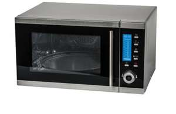 MEDION MD 15501 4 in 1 Mikrowelle mit Grill 25 Liter Heißluft Pizza-Funktion