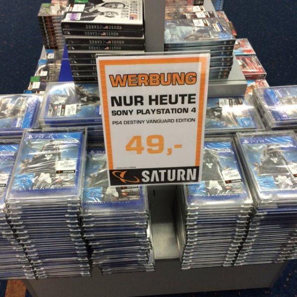 Ps4 Spiel destiny Saturn Wuppertal 49€