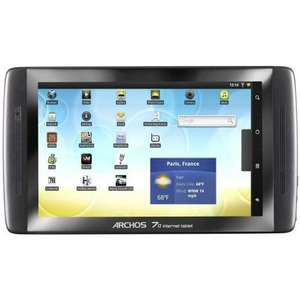 "Archos 7.0 250GB Android Touch Wifi 17,78cm(7"")"